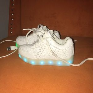 Other - Flashing lights toddler shoes